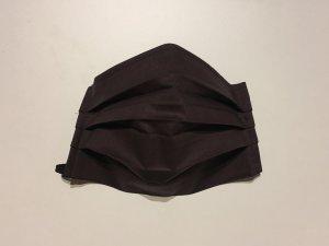 Hnedé bavlnené rúško (popelín)