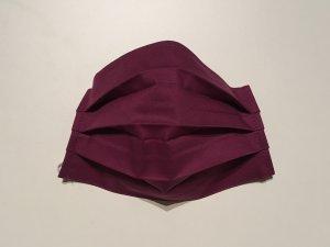 Violet bavlnené rúško (popelín)